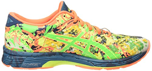 Asics Gel-Noosa Tri 11, Chaussures de Running Compétition Homme Jaune (flash yellow/green gecko/ocean depth 0785)