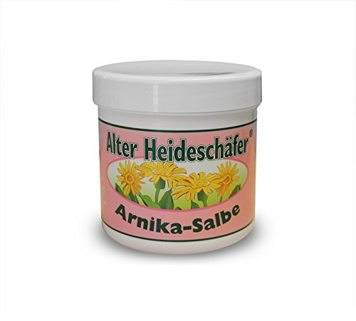 Arnika-Salbe von Alter Heideschäfer 250ml