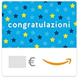 Buono Regalo Amazon.it - Digitale - Congratulazioni - Design astratto