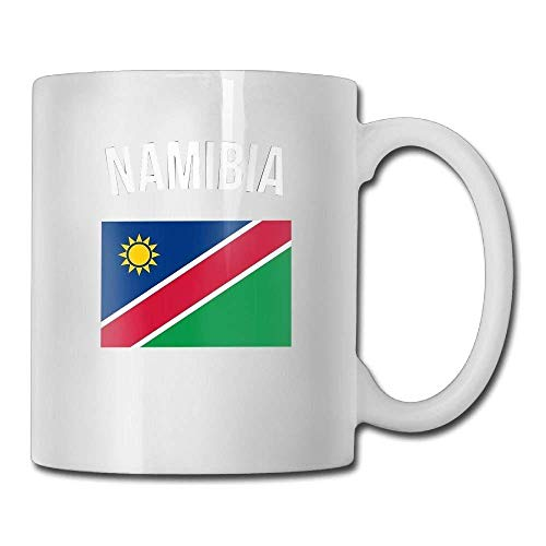 Namibia Novelty Tea Mugs - Add Pictures, Logo, Or Text To Our Custom Mugs