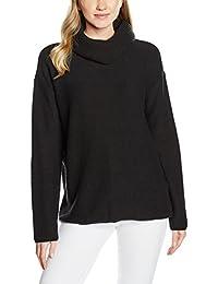 TOM TAILOR Damen Pullover Chunky Turtleneck Sweater
