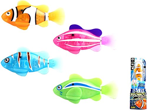 Saffire Robo Fish, Multi Color