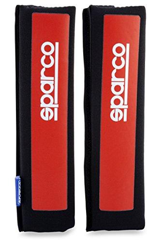 spc-spc1203-almohadilla-2-piezas-color-rojo-y-negro