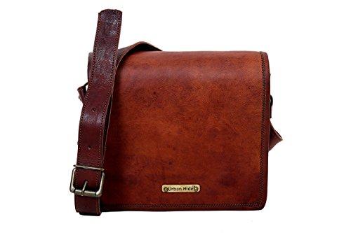 Sac dordinateur portable en cuir original fait  la main - Sac en cuir import dInde