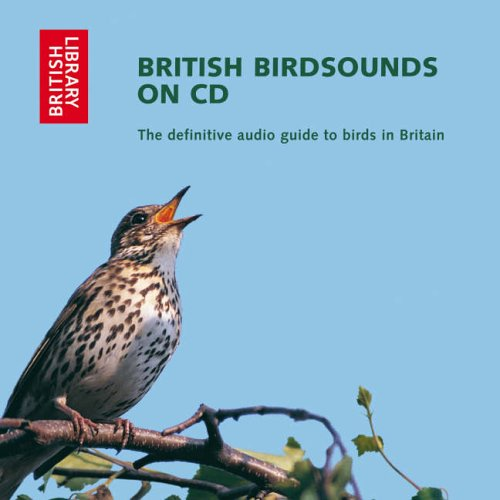 British Bird Sounds on CD: The Definitive Audio Guide to Birds in Britain Test