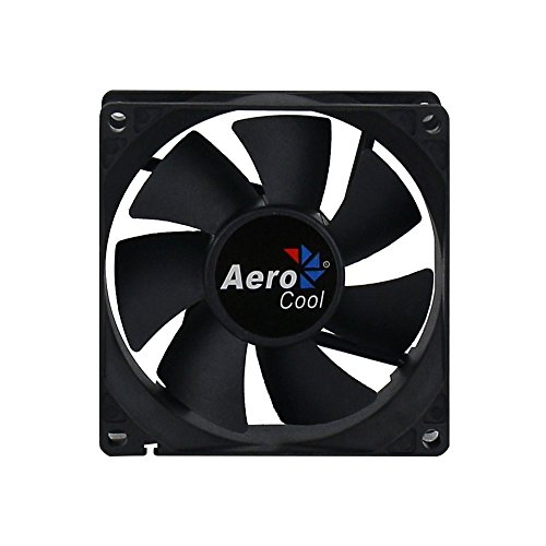 Aerocool Dark Force Ventola da 80 mm,