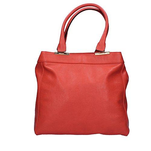 Blumarine BLUGIRL Handtaschen Damen synthetisches leder orange Large