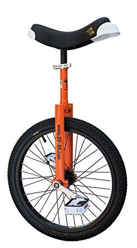 Einrad QU-AX Luxus 20 Zoll orange