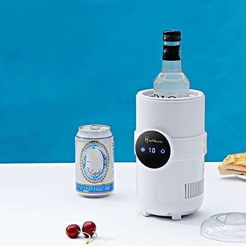 Dkings Tragbare Eismaschine, Eiskübel aus rostfreiem Stahl, isolierter Eiskübel, Getränk, Paer, Wein-Eiskübel für Paties und Bar, Outdoor-Camping-Eiskübel