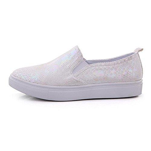 Chaussures Rond Matière Tire À Voguezone009 Légeres Talon r6Hqr