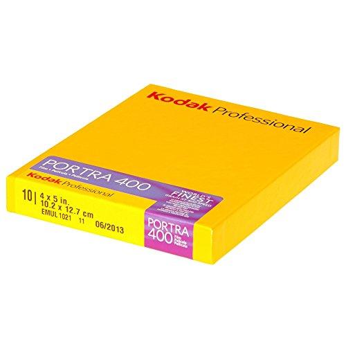 Kodak - 8806465 - Portra 400 4x5' 10 Blatt Farb-Negativfilm