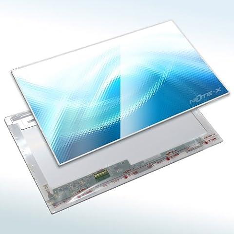 Ecran TFT, Dalle LCD LED 17.3 WXGA+ 1600x900 de remplacement, compatible pour Toshiba Qosmio X770-119, 40 broches bas gauche, NOTE-X / DNX