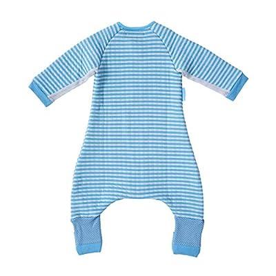 Tommee Tippee GRO Saco de dormir Groromper, 24-36m, diseño de rayas, color azul