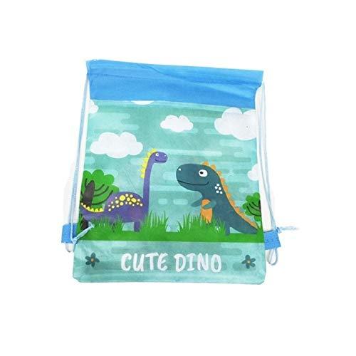 Neue Dino Dinosaurier Thema Karton Vliesstoffe, Rucksack, Event & Amp;Party-Geschenk-Tasche, Einkaufstasche ()