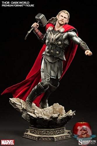Sideshow Marvel Thor The Dark World Thor Premium Format Figure Statue by Sideshow