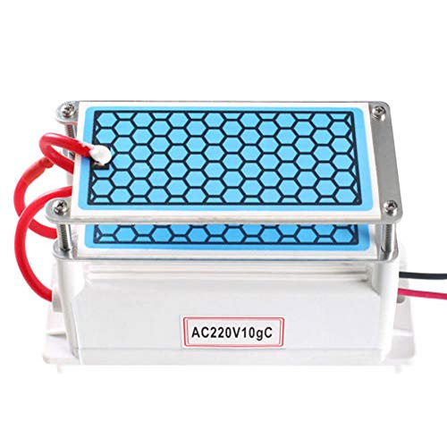 TABODD 220V 10g/H Keramikplatte Ozon Ozongerät Ozongenerator Ozonisator Sterilisator