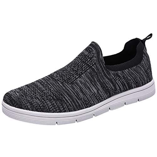 CLOOM Scarpe da Uomo, Scarpe Antinfortunistiche Leggere, Air Scarpe da Ginnastica Corsa Sportive Sandali Uomo, Scarpe da Running Sportive Corsa Sneakers Ginnastica Outdoor Multisport Shoes