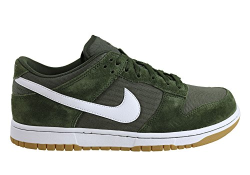 innovative design 5889a 261a1 Nike Dunk Low Canvas Mens Trainers Aa1056 Sneakers Shoes (UK 8 US 9 EU 42.5