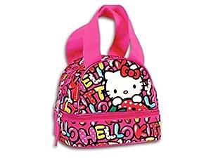 Hello Kitty-MC-53859 Bolsa Portamerienda Sweetness, Montichelvo MC-53859