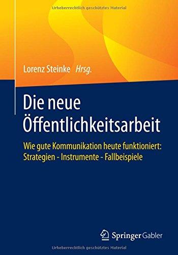 Öffentlichkeitsarbeit Buch Bestseller