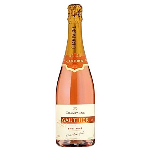 Gauthier Rose Champagne NV 75cl - (Packung mit 6)