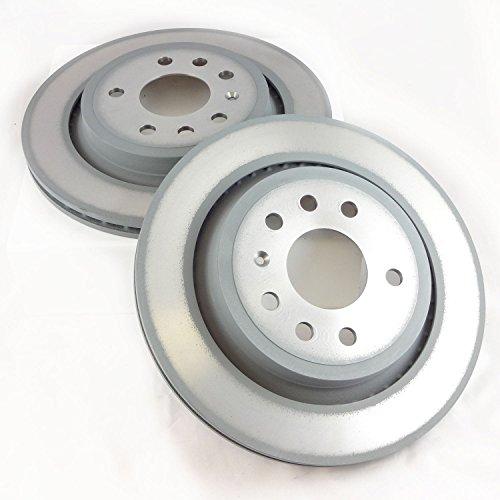 véritable pour Vauxhall Signum 2003 + VECTRA C (02-08) Disques de frein arrière 292 mm - 93171778