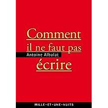 Comment il ne faut pas écrire : Les ravages du style contemporain (La Petite Collection)
