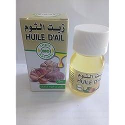 Aceite Vegetal Puro De Ajo-puro Ajo Aceite de Marruecos 30ml