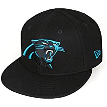 NEW ERA – Carolina Panthers – Gorra – Negro – Hombre Tapa – NFL Football