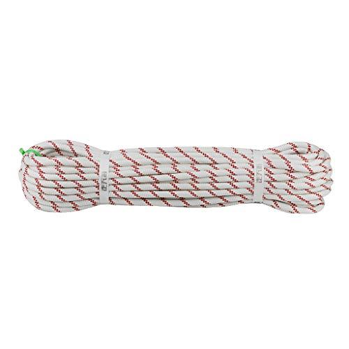JIANPING Kletterseil, statisches Seil, Antennenarbeitsseil, Durchmesser 9/10/14 mm Seile, 9mm 100m (9mm-erweiterung)
