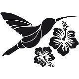 Artemio Pochoir Motif colibri A4