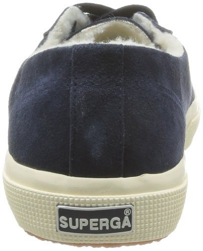 Superga 2750 Suebinu, Baskets mode mixte adulte Bleu (Blue)