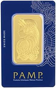 Suisse Pamp 24K (999.9) 50 grams Gold Bar