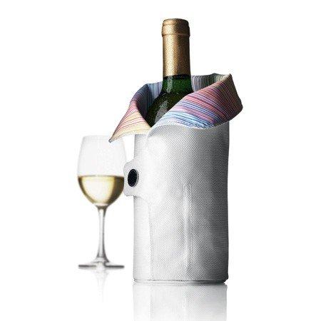 Menu Cool Coat Weinkühler weiß mit Streifen