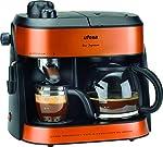 Ufesa CK7355 Duo Supreme - Cafetera Expr...
