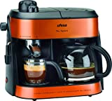 Ufesa CK7355 Kaffeemaschine, 1800 W, Orange