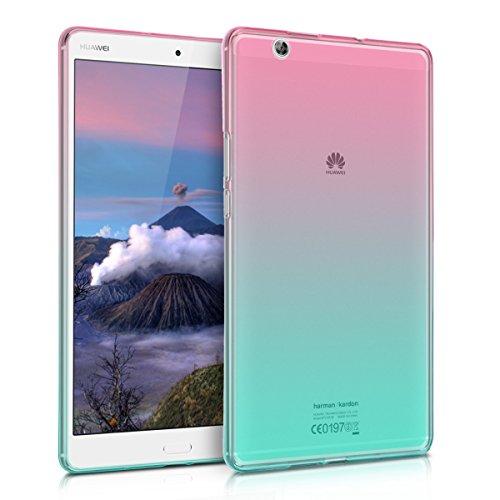 kwmobile-custodia-trasparente-per-huawei-mediapad-m3-84-custodia-tablet-in-silicone-tpu-cover-custod