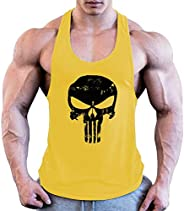 Men Workout Sauna Tank Top Waist Trainer Vest Weight Loss Body Shaper Compression Shirt Gym Clothes Corset