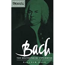 Bach: Brandenburg Concertos (Cambridge Music Handbooks)