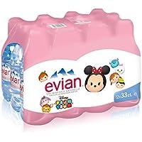 Evian Eau Minérale Naturelle Bouteille 12 x 33 cl