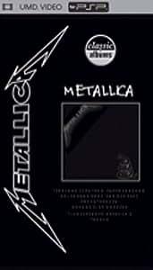 Metallica - Metallica (Black Album) [UMD Universal Media Disc]