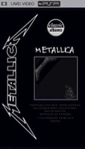 Serie-media-konsole (Metallica - Metallica (Black Album) [UMD Universal Media Disc])
