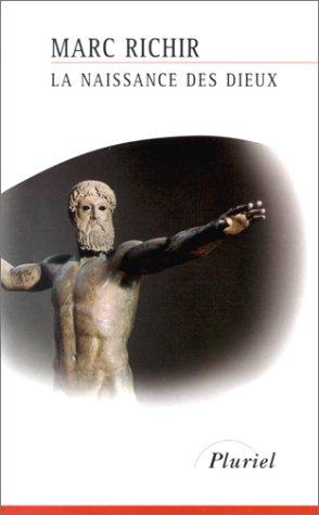 La Naissance des dieux