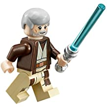 Obi Wan Kenobi Lego Minifigure Star Wars Loose From 75052 Mos Eisley Cantina by LEGO