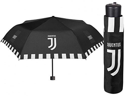 PERLETTI, Parapluie pliants Noir blanc/noir