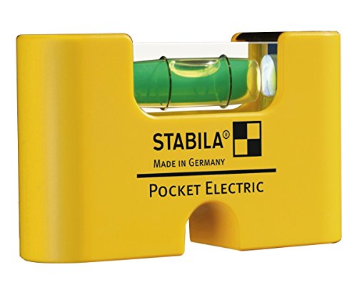 Stabila 17775 Wasserwaage Pocket Electric
