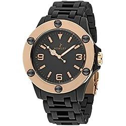 Reloj NOWLEY 8-5233-0-2 - Reloj hombre caja de acero 3 atm y cristal mineral