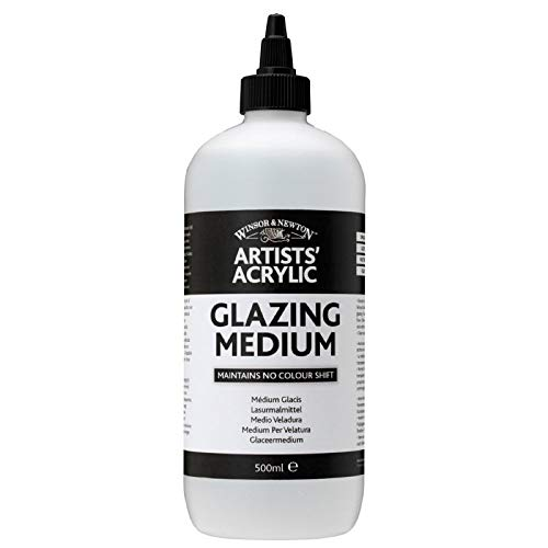 Winsor & Newton - Medium acrilico lucido, 500 ml