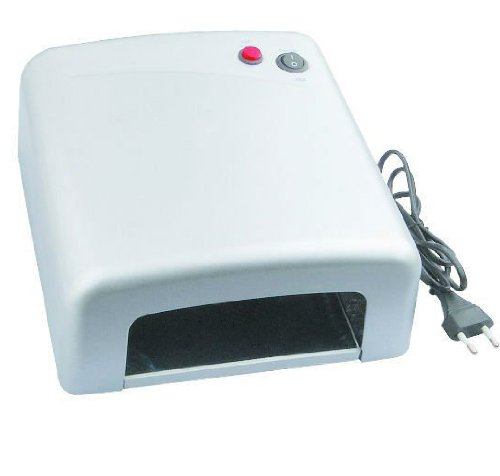 36W UV Lichthärtungsgerät Lichthärtegerät Nail Art Gel Nagellack schnelltrocknend