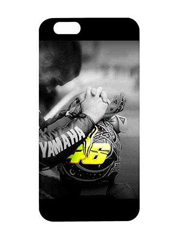 Valentino Rossi Iphone 6 /6s 4.7 Coque Housse Case Customize Your Own Brand Logo Cell Phone Back Shell Cover PpnnOlalab ppnn-01